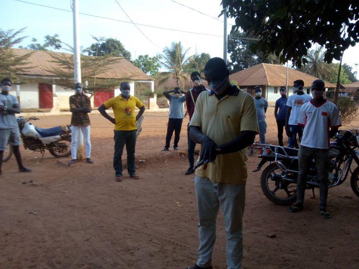 Het coronavirus in Guinee Bissau