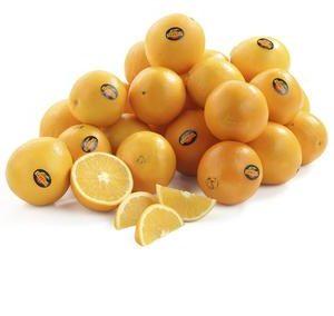 Sinaasappelactie Gerda Klaver - Halve kist sinaasappels